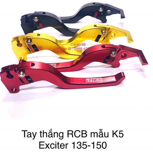 Tay thắng RCB mẫu K5 [ Exciter 135 - 150 ]