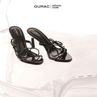 [Mã WABRGUSBD2 giảm 10% tối đa 50k đơn từ 250k] Sandal thắt nơ eo GD213 GUMAC thumbnail