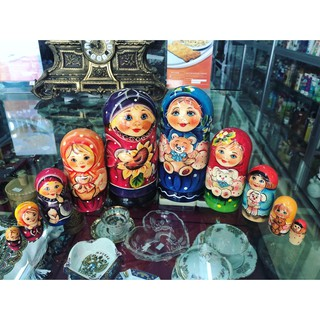 Búp bê Matryoshka (Búp bê Nga)