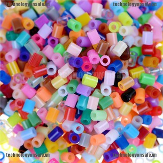 [Tech] 1000pcs/Set DIY 2.6mm Mixed Colours HAMA/PERLER Beads for GREAT Kids Fun Craft [VN]