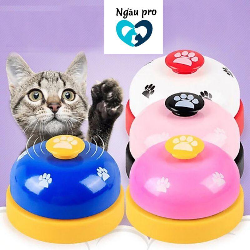 [Nhập Mã FSS02FEB giảm 20%] Chuông huấn luyện cho chó mèo xin ăn, vệ sinh, xin phép ra ngoài-