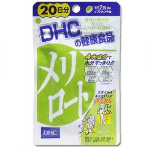 Viên uống giảm mỡ, thon gọn vùng đùi DHC 20 ngày