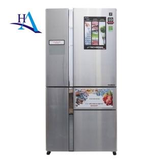 Tủ Lạnh Sharp SJ-F5X76VM-SL