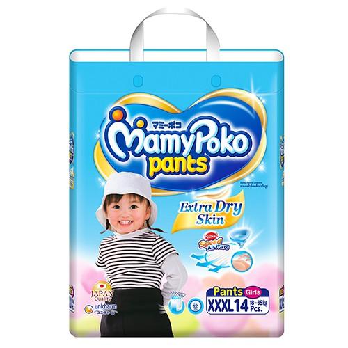Tã quần cao cấp Jumbo Mamypoko Boy/Girl XXXL14