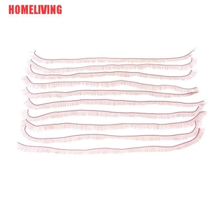 [HOMELIVING]10Pcs 5/8/10mm DIY Doll Eyelashes For 1/3 1/4 BJD Reborn 18″ Doll Accessories