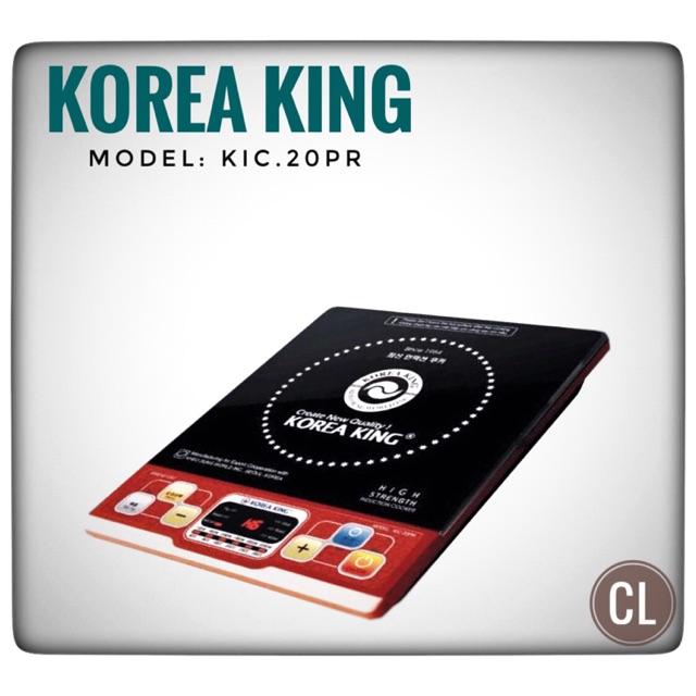 Bếp điện từ Korea King KIC 20PR- chính hãng - 3088991 , 694265877 , 322_694265877 , 1285000 , Bep-dien-tu-Korea-King-KIC-20PR-chinh-hang-322_694265877 , shopee.vn , Bếp điện từ Korea King KIC 20PR- chính hãng
