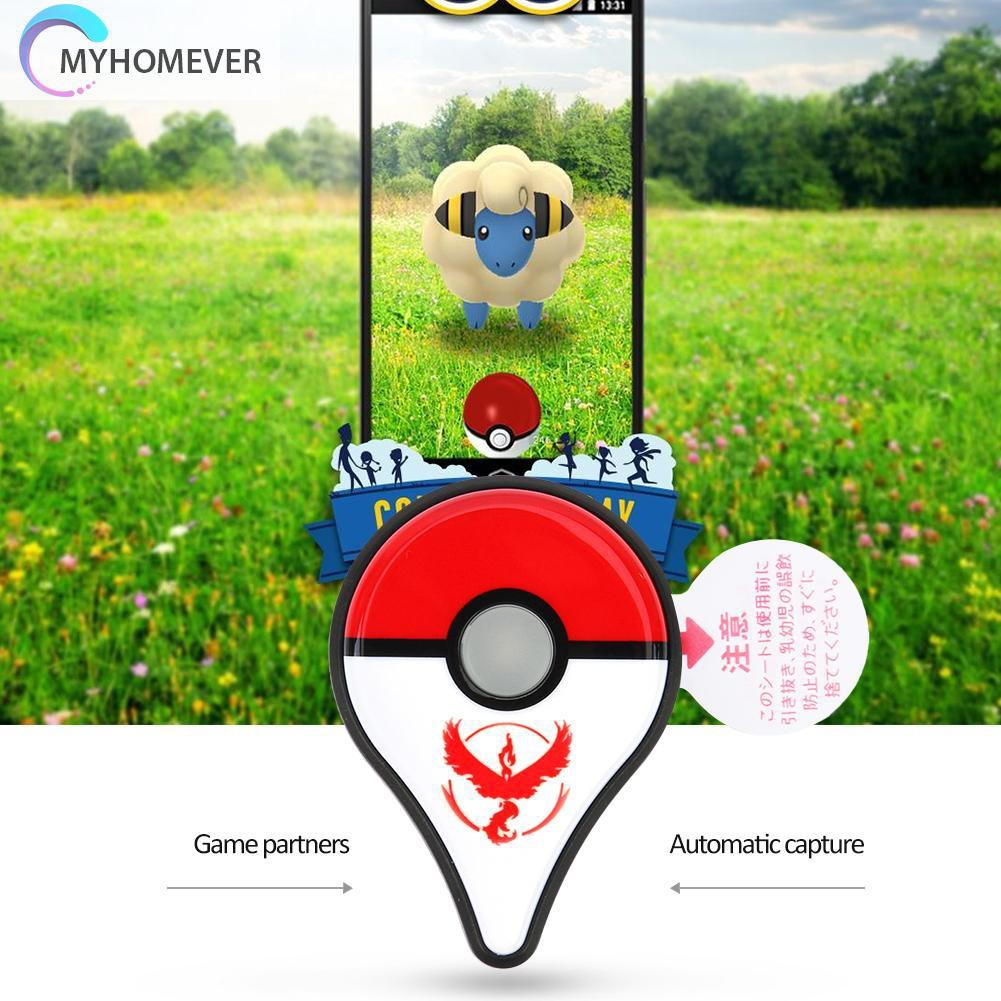 Đồng Hồ Thông Minh Có Kết Nối Bluetooth Dùng Chơi Game Nintendo Pokemon Go  Plus tại Nước ngoài