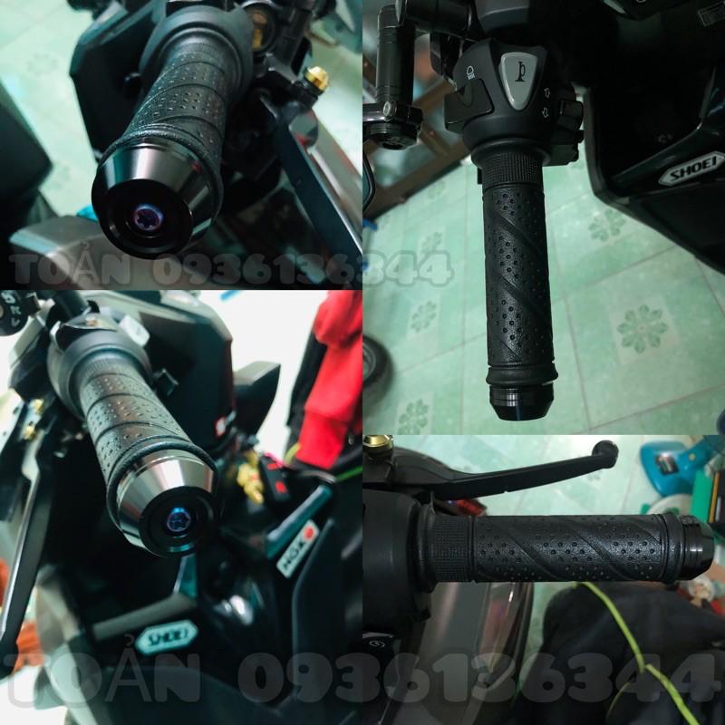 Bao tay siêu CUB125 chính hãng Honda Thái (TẶNG 1set TEM)