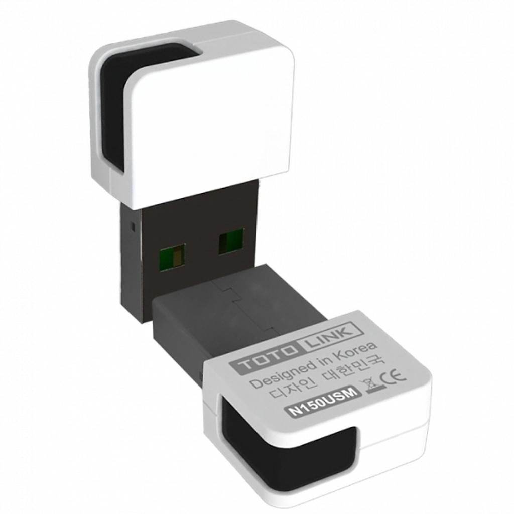 USB Wifi TotoLink N150USM-Hàng Chính hãng Giá chỉ 107.800₫