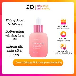 Tinh Chất Dưỡng Trắng Cellapy Pink Tone Up Ampoule 30g thẩm thấu rất nhanh vào da thumbnail