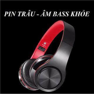 Tai Nghe Bluetooth Chụp Tai Hỗ Trợ Thẻ Nhớ LPT660 - Hàng nhập khẩu thumbnail