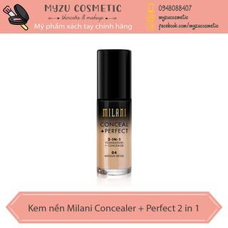 Kem nền Milani Concealer + Perfect 2 in 1 thumbnail