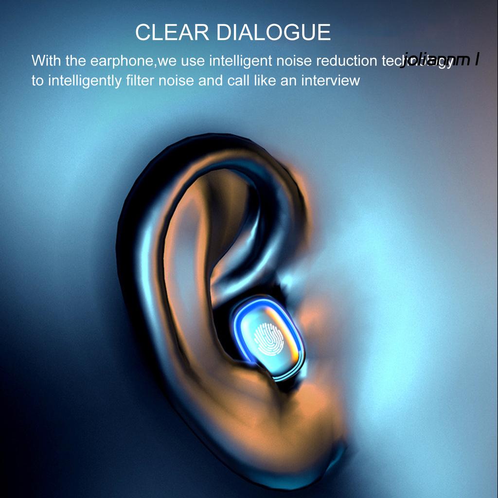 Tai Nghe Nhét Tai Bluetooth 5.0 Không Dây Tws-208 Điện Thoại