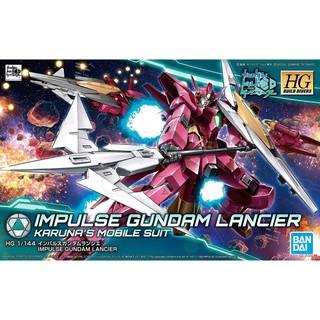 Mô Hình Lắp Ráp HG Impluse Lancier Gundam Bandai