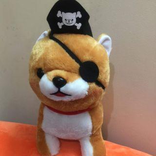 Chú chó bông Siba cướp biển