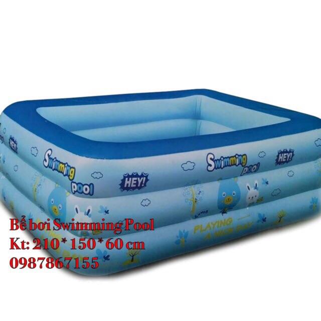 Bể 210*150*60 cm
