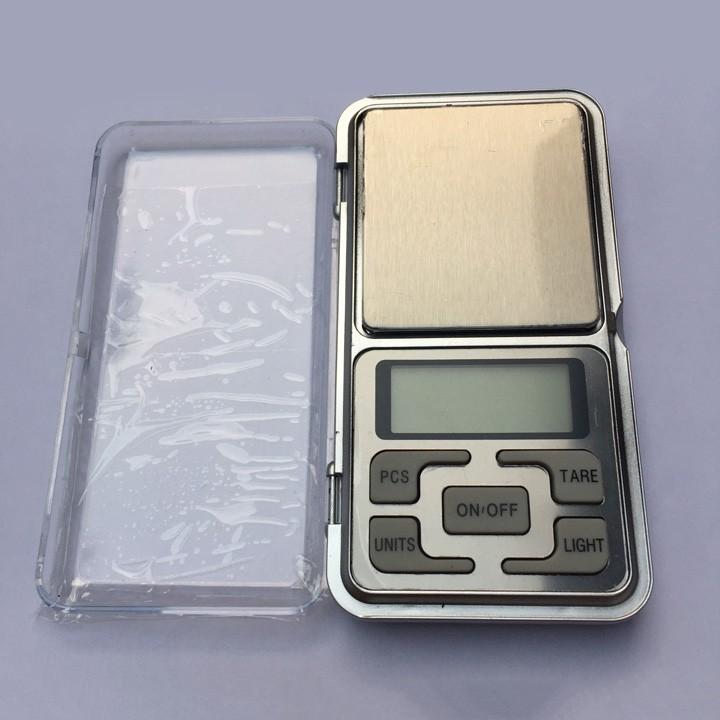 Cân tiểu li điện tử bỏ túi độ chính xác cao 200g/0.01g 500g/0.01g