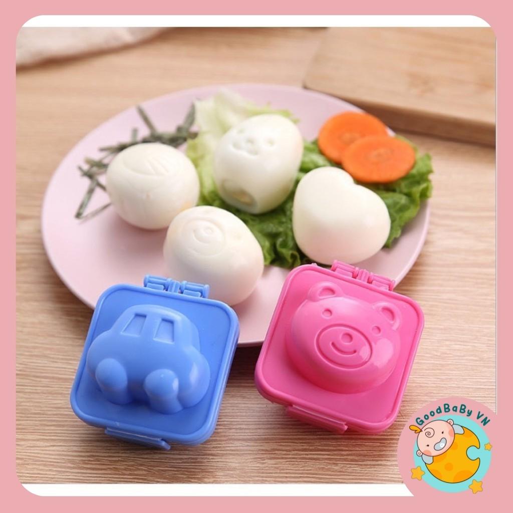 [Mã SKAMPUSH10 giảm 10% đơn 200K] Khuôn Tạo Hình Cơm , Trứng ,Khuôn Làm Bánh Cho Bé Ăn Dặm Ngon Miệng