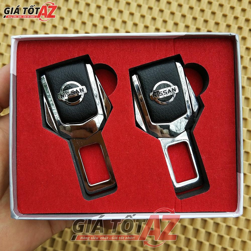 Bộ 2 Chốt ngắt cảnh báo thắt đai an toàn xe ô tô - Logo N.I.S.S.A.N loại bọc da cao cấp - 3231957 , 841885764 , 322_841885764 , 119000 , Bo-2-Chot-ngat-canh-bao-that-dai-an-toan-xe-o-to-Logo-N.I.S.S.A.N-loai-boc-da-cao-cap-322_841885764 , shopee.vn , Bộ 2 Chốt ngắt cảnh báo thắt đai an toàn xe ô tô - Logo N.I.S.S.A.N loại bọc da cao cấp