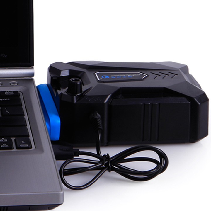 Quạt hút gió tản nhiệt laptop Coolcold ICE TROLL