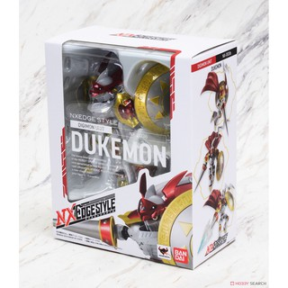 Mô Hình Nxedge Style Dukemon
