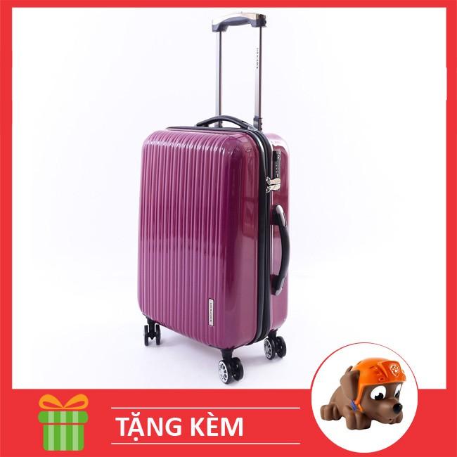 Vali kéo 20 inch xách tay có khóa số TSA Lock&Lock Samsung Travel Zone LTZ994 màu đỏ tặng kèm Chó bơ - 2405717 , 1096627273 , 322_1096627273 , 950000 , Vali-keo-20-inch-xach-tay-co-khoa-so-TSA-LockLock-Samsung-Travel-Zone-LTZ994-mau-do-tang-kem-Cho-bo-322_1096627273 , shopee.vn , Vali kéo 20 inch xách tay có khóa số TSA Lock&Lock Samsung Travel Zone L
