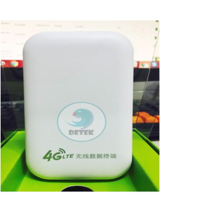 Thiết bị phát Wifi dùng sim 4G WR800