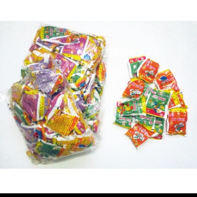 Bịch 50 gói mì tôm trẻ e trở về tuổi thơ