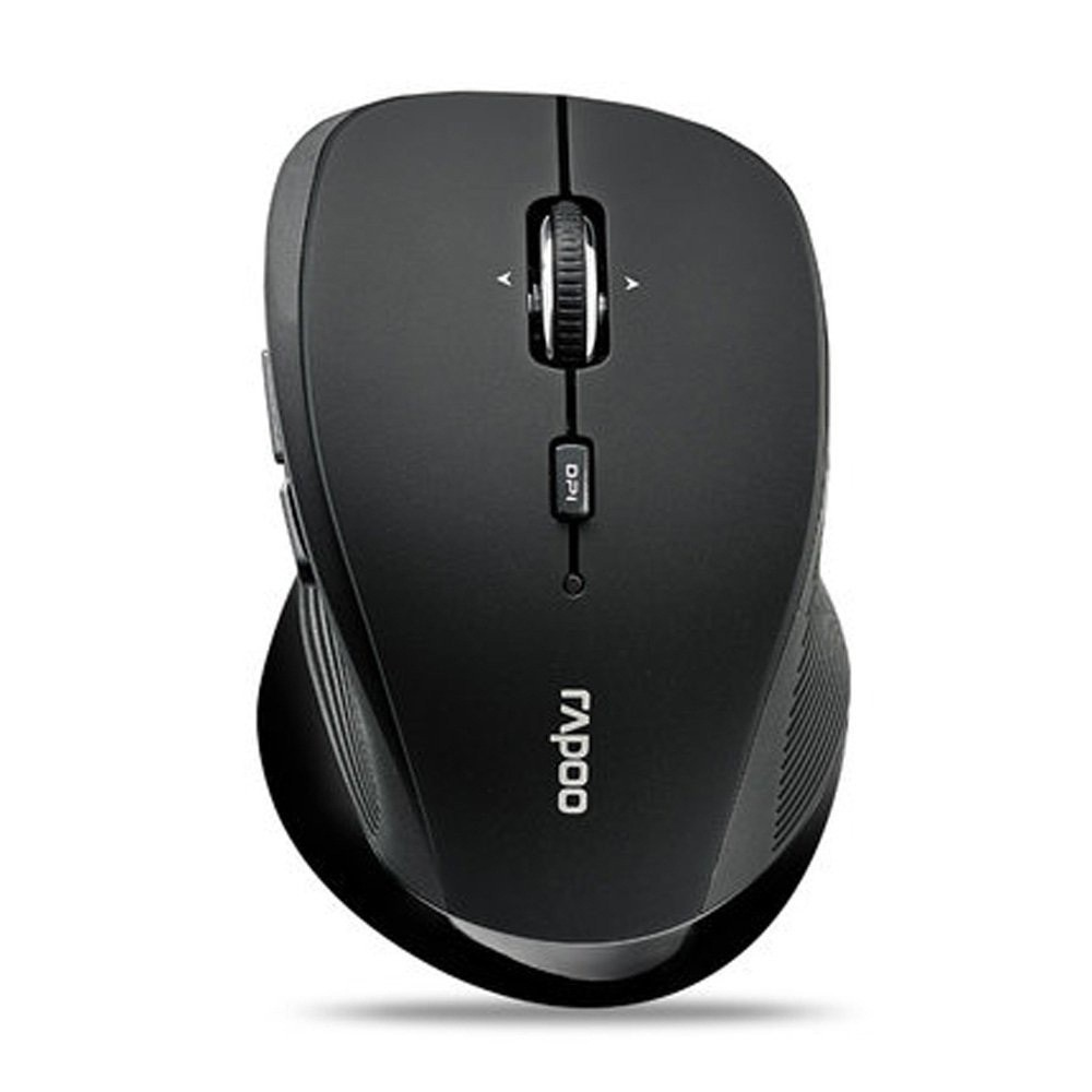 Chuột không dây Rapoo 3900P (USB-Wireless, Laser)-Hãng phân phối chính thức