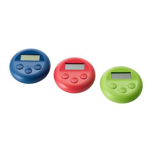 Đồng hồ hẹn giờ nấu ăn điện tử Ikea STAM 8 x 8 x 2 cm - 2688053 , 678289789 , 322_678289789 , 150000 , Dong-ho-hen-gio-nau-an-dien-tu-Ikea-STAM-8-x-8-x-2-cm-322_678289789 , shopee.vn , Đồng hồ hẹn giờ nấu ăn điện tử Ikea STAM 8 x 8 x 2 cm