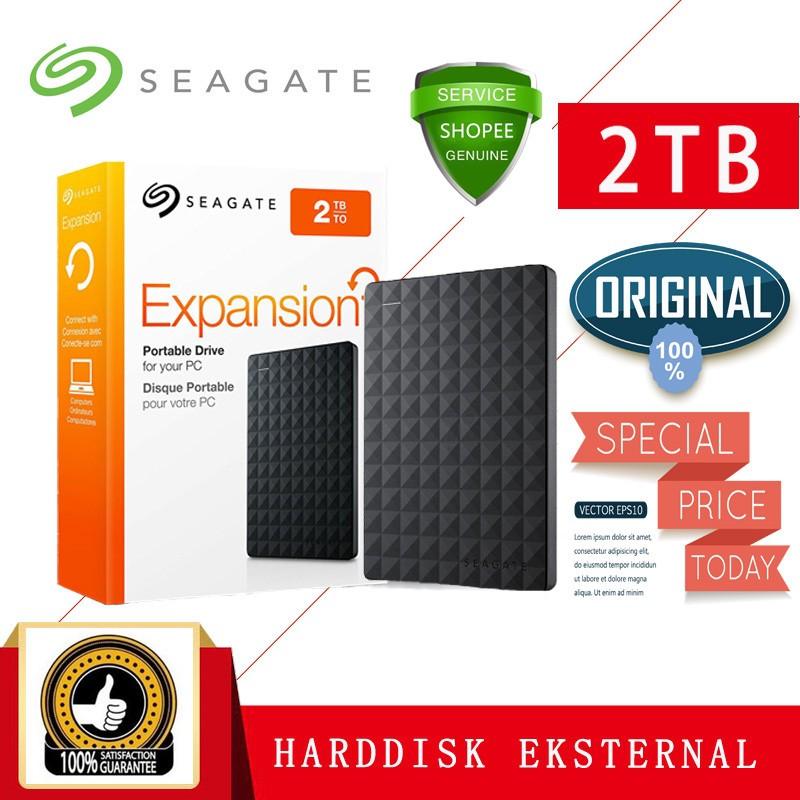 Ổ CỨNG DI ĐỘNG SEAGATE 1TB/2TB EXPANSION