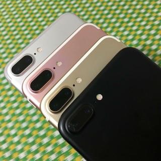 Điện thoại iphone 7 plus 32g bản lock nhật và mỹ (đủ màu)