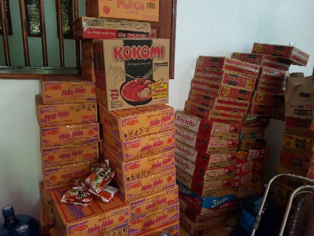 Thùng mì tôm kokomi 30 gói