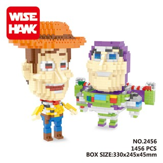 Lego nano WISE HAWK-2456 NLG0101