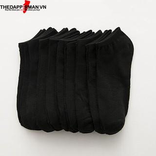 Hình ảnh Tất nam cổ ngắn hàng Việt Nam xuất khẩu chống hôi chân Thedapperman-5