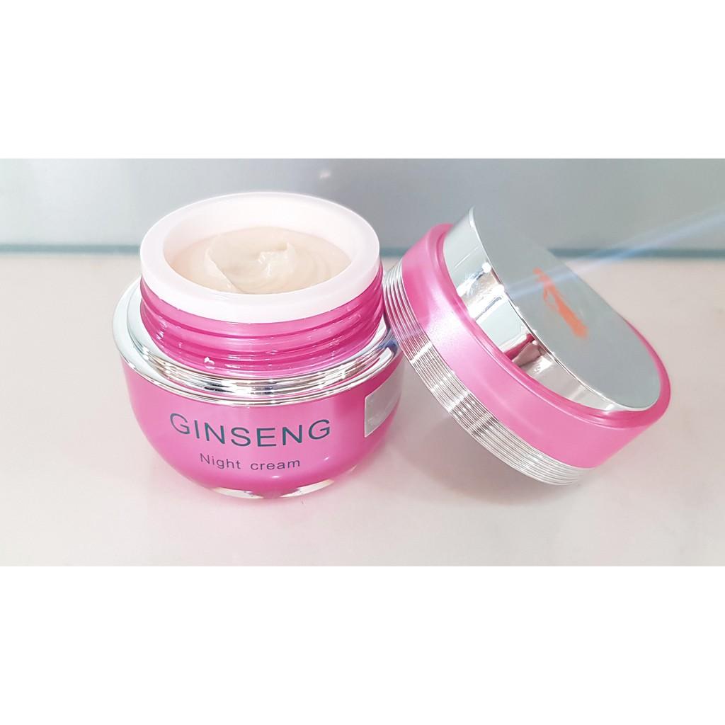 Mỹ phẩm Ginseng, Kem trị nám dưỡng trắng da chiết xuất từ nhân sâm Hàn Quốc