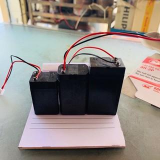 pin 4v vợt muỗi đèn led đủ kích thước