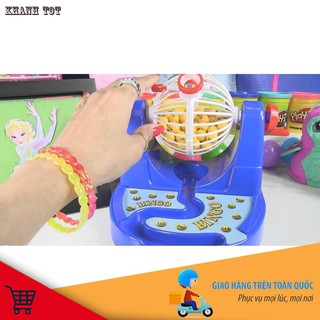 [KHUYẾN MÃI KHỦNG] Bộ đồ chơi bingo LOTO