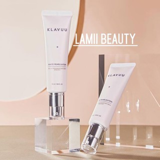 Kem lót KLAVUU White Pearlsation Ideal Actress Backstage Cream SPF30 PA++