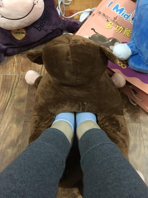 Túi ủ chân mùa lạnh