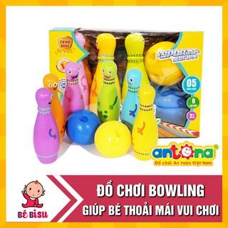 Đồ chơi Bowling vui nhộn cho bé- Hàng Việt Nam an toàn cho bé