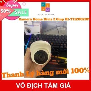 Camera dome Hiviz 2.0mp HI-T1120C20P (chính hãng mai hoàng phân phối) thumbnail