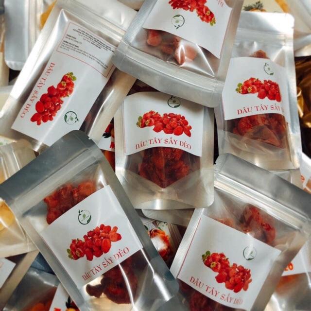 Hoa quả sấy dẻo