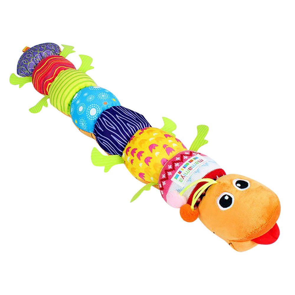 LAMAZE Musical Inchworm Baby toys Soft toys