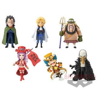 FAMHOUSE - Bộ mô hình WCF Revol Army One Piece Sabo Dragon thumbnail