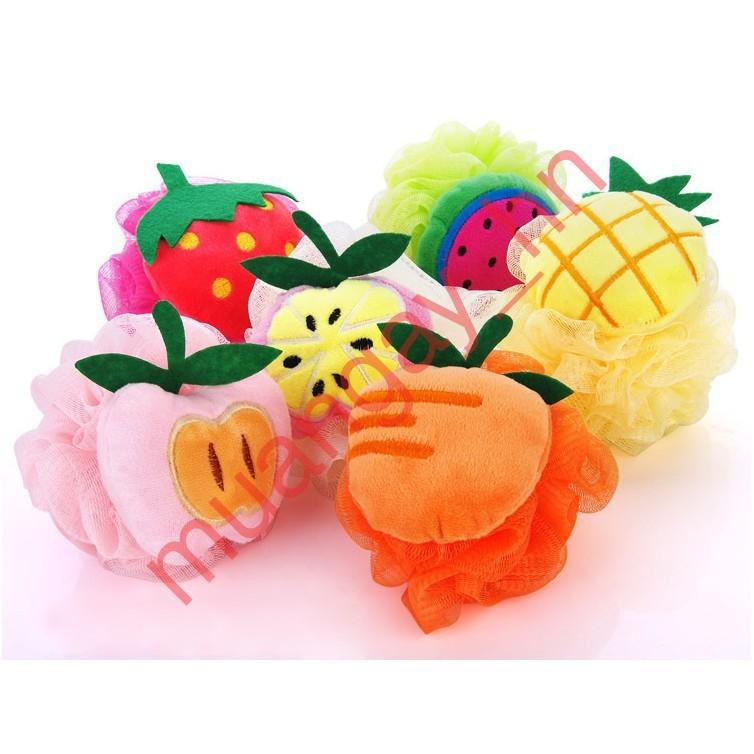[GIÁ TỐT] Bông tắm tạo bọt hình trái cây đáng yêu loại tốt - muangay_hn - 14740091 , 2028032933 , 322_2028032933 , 25000 , GIA-TOT-Bong-tam-tao-bot-hinh-trai-cay-dang-yeu-loai-tot-muangay_hn-322_2028032933 , shopee.vn , [GIÁ TỐT] Bông tắm tạo bọt hình trái cây đáng yêu loại tốt - muangay_hn