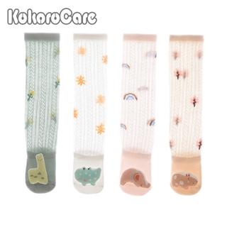 KOKOROCARE 3D Cartoon Summer Baby Long Socks DSFA-01 S/M 1-3 Years Old 1 Pair