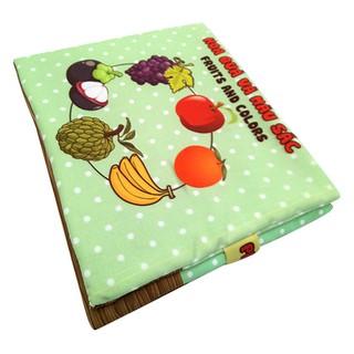 Sách Vải Trẻ Em Pipovietnam Côn trùng
