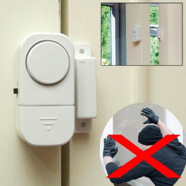 Chuông báo động chống trộm thông minh - CHUÔNG CHỐNG TRỘM THÔNG MINH Hệ thống nhà thông minh