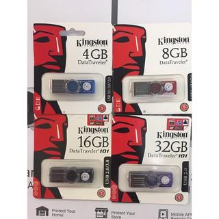 [Mã ELFLASH5 giảm 20K đơn 50K] USB kingston TEM FPT 4G,8G,16G, 32B 2.0 TEM FPT BH 1 NĂM